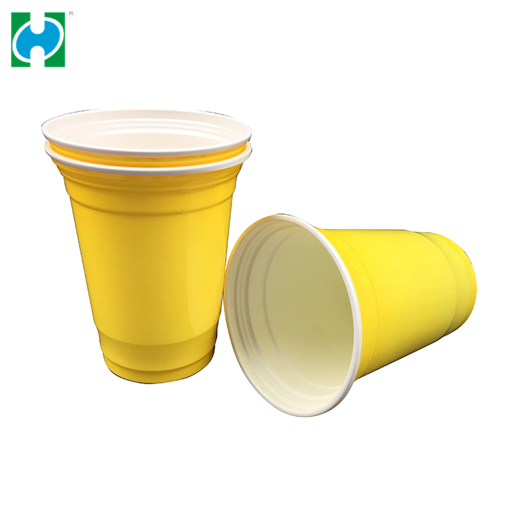 2019 Wholesale Custom Logo Plastic Cups Disposable Plastic Cups Clear Cup