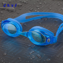 CNYE 2016 Hot sale myopia OEM swimming goggles with silicone gasket safety swimming goggle OPT-600