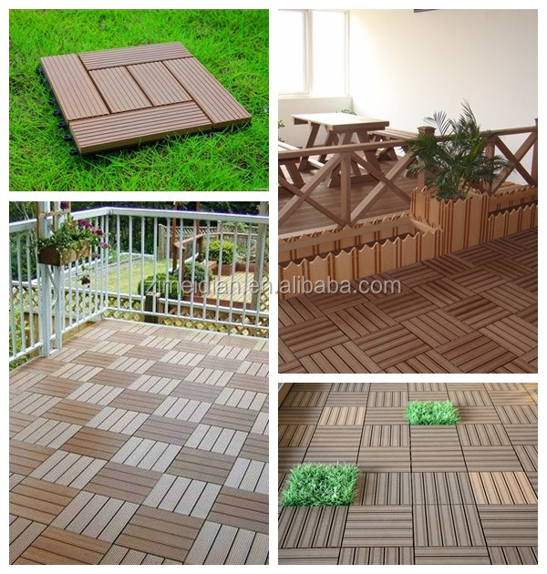 Waterproof interlocking outdoor wood plastic tongue and - Tongue and groove exterior decking ...