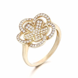 Jewelry Rings Gold Women For Sro149y Supplies 585 tsrdQh