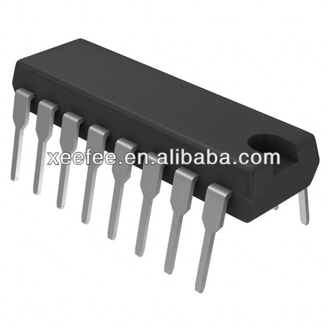 MC14094BCP # 8-Stage Shift/Store Register IC