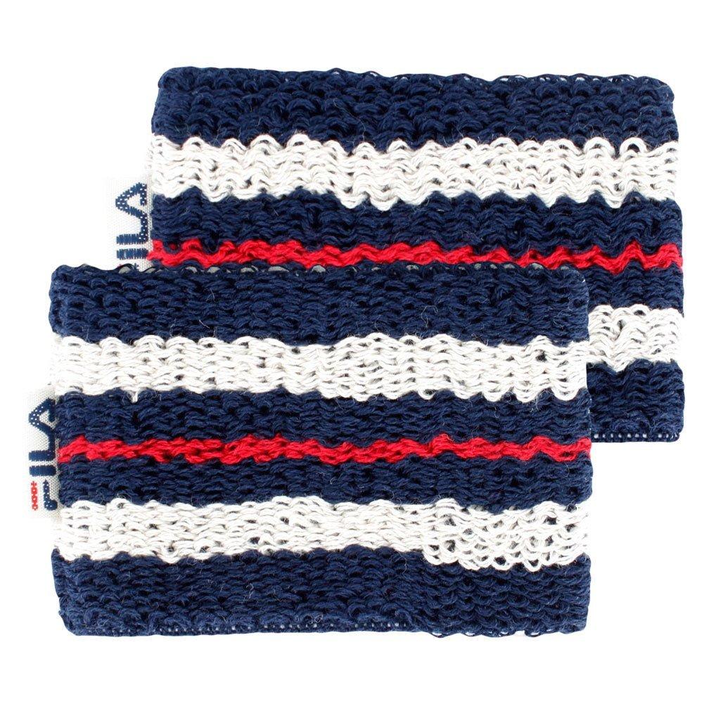 Fila Unisex Retro Comfort Tennis Wristbands