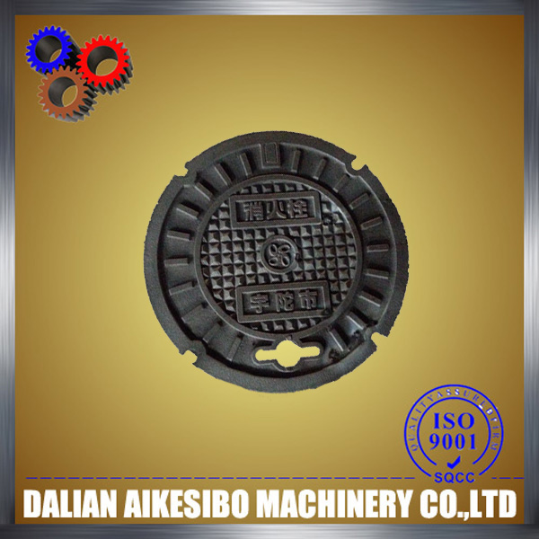 OEM Ductile Cast Iron Sewer Cover/ Manhole Cover For City Building