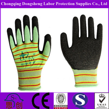 Paint Proof Riggers Safety Gloves For Hand Protection