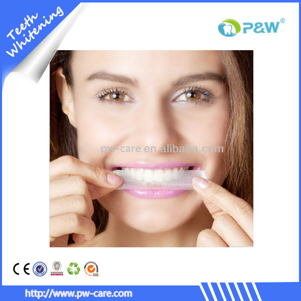 private label dental care teeth whitening strips
