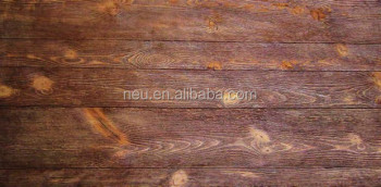 Polyurethane Wooden Panels Interior Wall Veneerpolished Paperlight Weight Old Ship