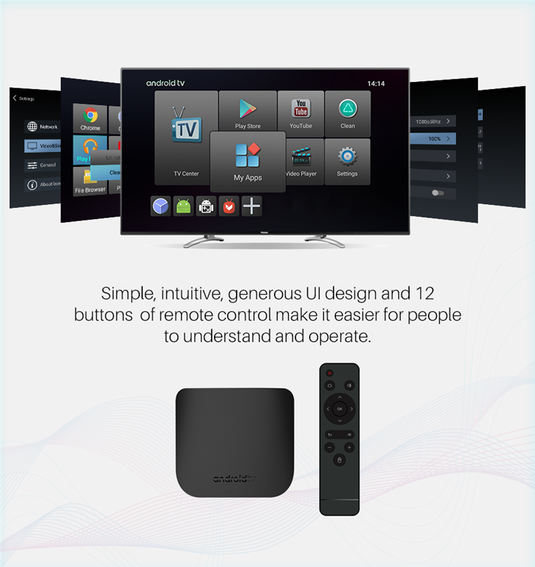 ip tv box android 7.1 android m8s plus s905w 1G 8G download user manual for android m8s tv box with arabic tv box no monthly fee