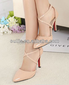 heel shoes summer designs high quality sheos PB2177