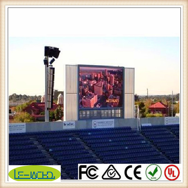 indoor screen fixed installation display saving energy outdoor full color video led