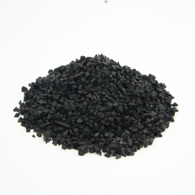 Factory direct supply cheap price scrap tire rubber black granules