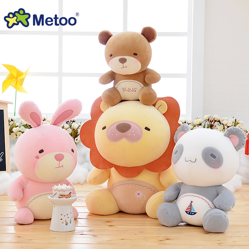 Metoo cute shape children <strong>doll</strong> plush toys girl sleep pillow little <strong>doll</strong> welcomed cute soft plush toy