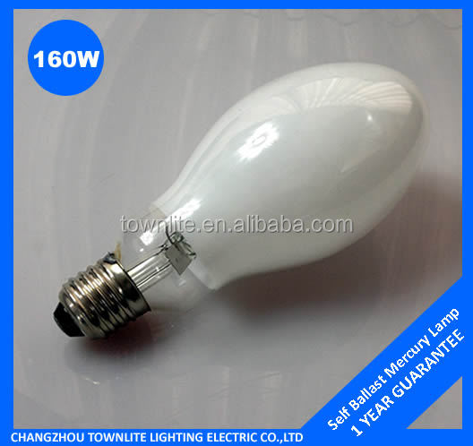 160w Blended Mercury Lamp