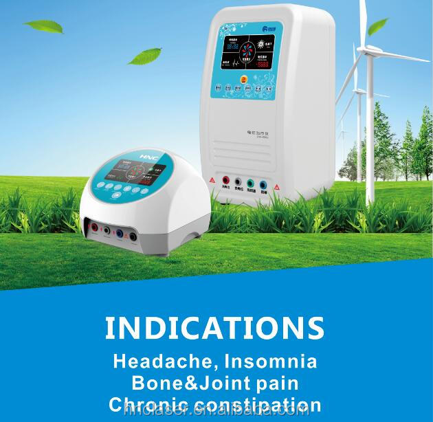 Factory offer electric muscle stimulation therapy for osteoarthritis pain, insomnia, headache relief