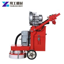 Portable concrete floor grinders for sale with vacuum cleaner