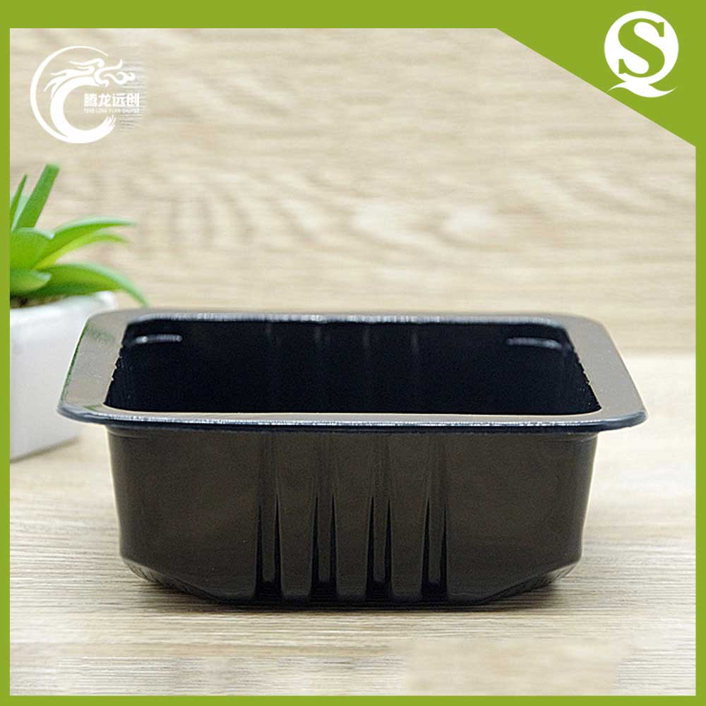 Hot Sale Food Grade Plastic Packaging Disposable PP Fruit Tray