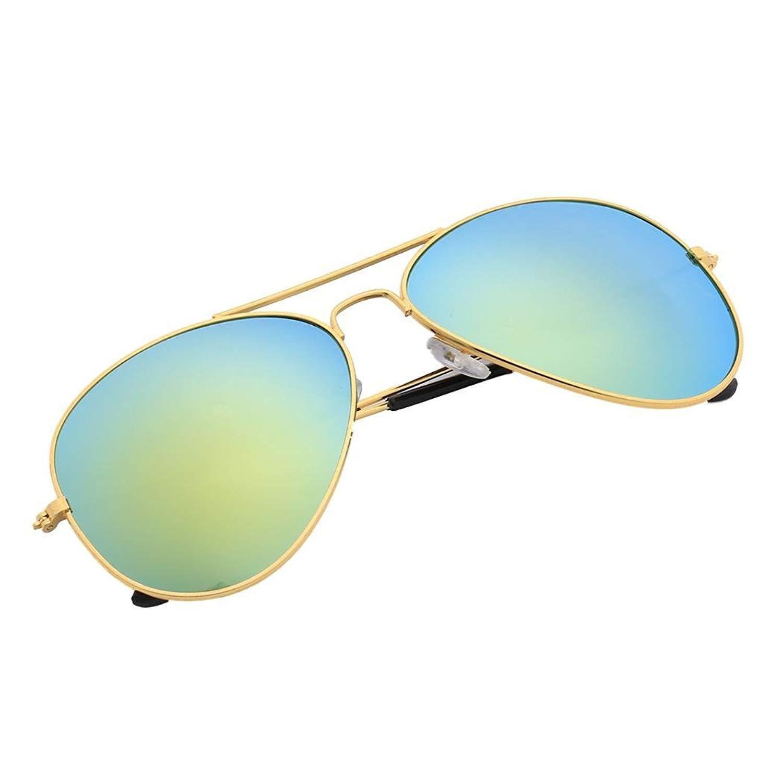 955a937b61 Get Quotations · Mens Fashion Sun Glasses Eyewear Vintage Casual Irregular  Shape Sunglasses (6 colors)