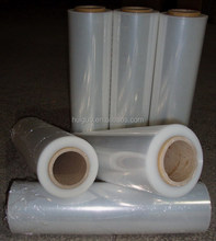 good quality LLDPE stretch pallet wrapping film