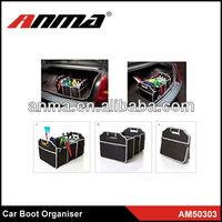 High quality material made car interior uses car boot organiser