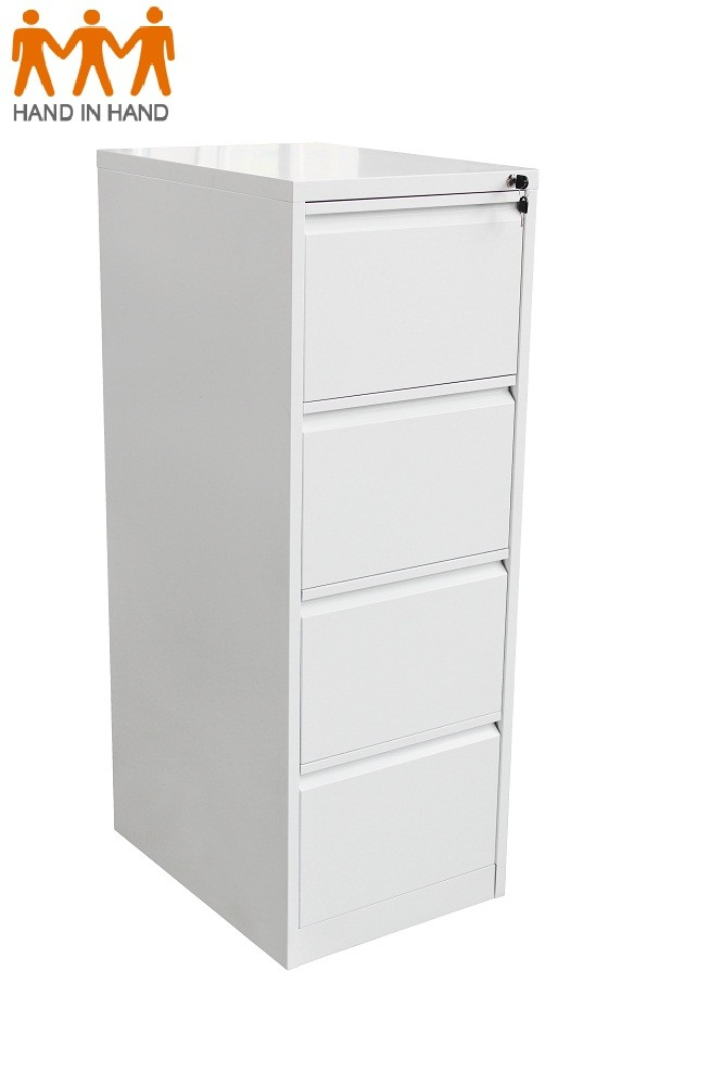 Luoyang New Style Morden 3 Drawers Steel Movable File Cabinet, Small Mobile  Storage Cabinet Lockable