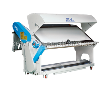 cloth rolling machine cloth inspection machine