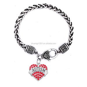 Whole Autism Jewelry Suppliers Manufacturers Alibaba