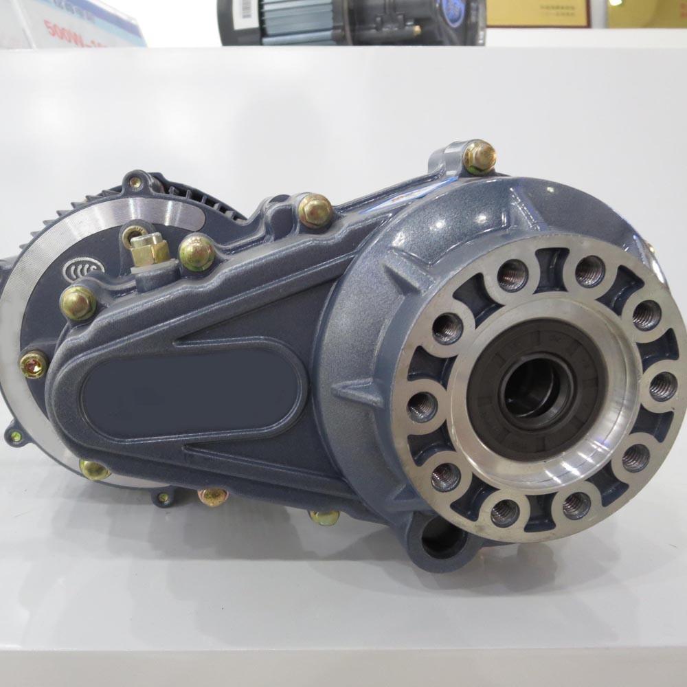 12 V Dc Sin Escobillas 30kw Coche El Ctrico Del Motor Con