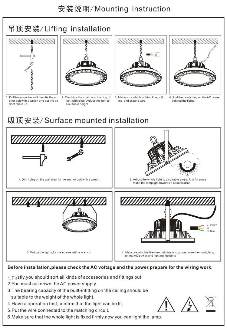 Industrial Commercial Led Lighting Optical Lens Microwave 150w Sensor Wiring Diagram Outdoor Motion Light