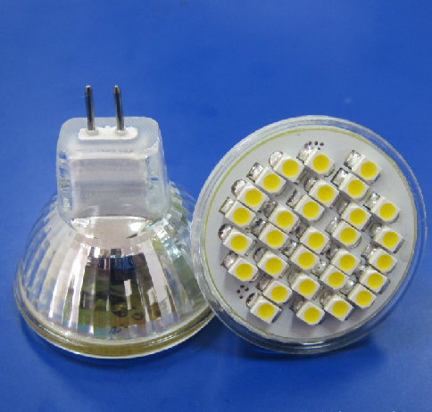 high quality with 2 years warranty Dimmable gu5.3 12v LED MR16 5W 3000K New cob 5w mr16 led spot light