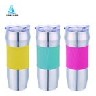 480 ml Stainless Steel Double Wall Vacuum Insulated Eco-friendly Camp Water Bottle 18/8 18/0