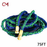 Mixed expandable Pipe Water Hoses 75 feet Car Wash Equipment Hose Magic