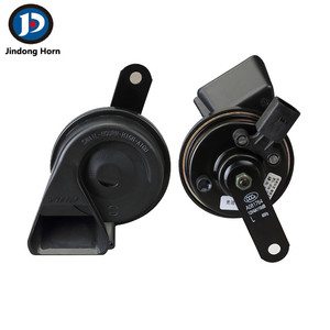 Guangzhou Powerful car Horn 12V Free Sample Car Horn