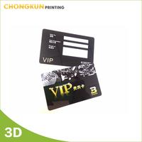 Printing Plastic/PVC Gift Cards Discount Card Membership Cards PVC/ Plastic Card