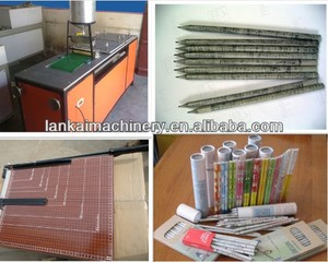 good quality paper pencil making machine/pencil forming machine