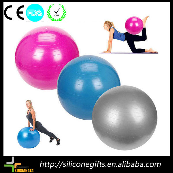 Hot sale balance Stability Pilates Ball for Yoga