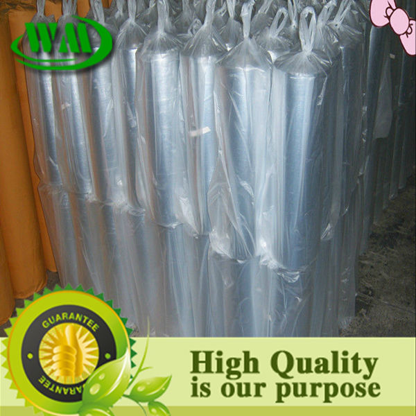 high quality aluminium foil pe woven fabric