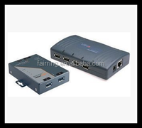 UBox 4100 serial server UBox 2100 USB device networking server