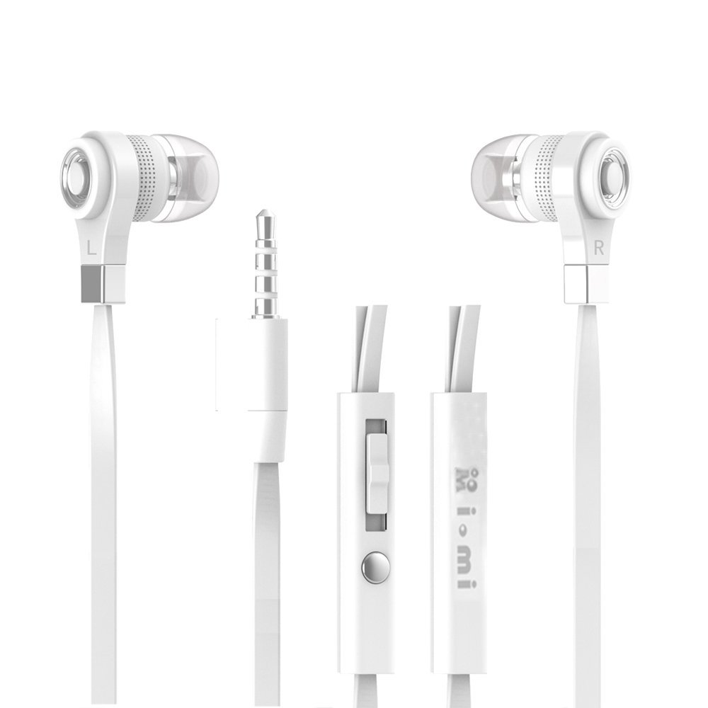 Cheap Earbuds Apple Ipod Find Deals On Line At Xiaomi Earphone Earpods Half In Ear With Mic Get Quotations I Mi Genuine Universal 35mm Plug Earphones