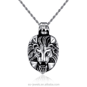 Fashion man jewelry wild leo interchangeable magnetic pendant fashion man jewelry wild leo interchangeable magnetic pendant necklace pn 157 aloadofball Image collections