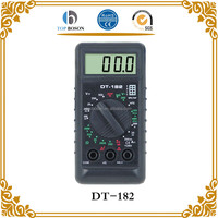 Mini LCD Display Multimeter Pocket Digital Multimeter DT-182