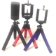 "Hot sell 7"" sponge octopus gorilla mini camera tripod for phones and camera"