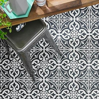 Handmade Moroccan Cement Floor Tiles