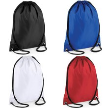 2016 Waterproof Nylon Storage Bags Drawstring Backpack Baby Kids Toys Travel Shoes Laundry Lingerie Makeup Pouch
