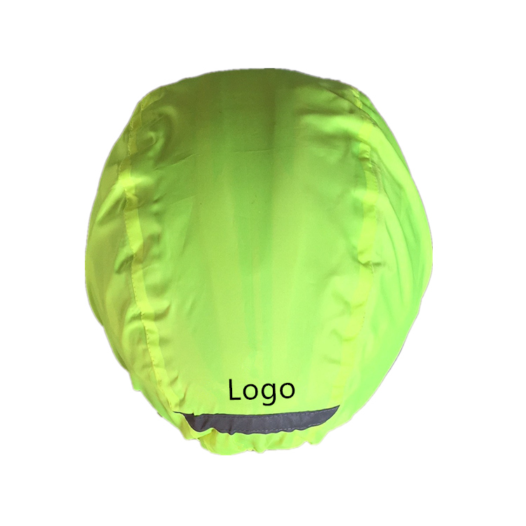 2018 New Design Wholesale Cheapest Printed Spandex Bike Bicycle Helmet Cover