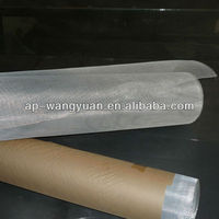 SS Finish Anodized Aluminum Wire Mesh(factory)