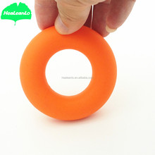 Custom silicone hand fingertip grip exercises training ring factory