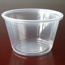 Wholesale 4oz Tea Coffee Disposable Cup Mini Plastic Cups for Sale Beer Ice Cream Cup