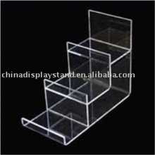 3 tier acryl clear purse display houder <span class=keywords><strong>rack</strong></span>
