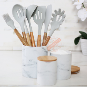 Amazon Hot Sale Baking Food Cooking Kitchen Tools Kitchen Utensil Set