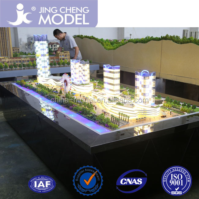 Architectural Model for Architects and Property Developers