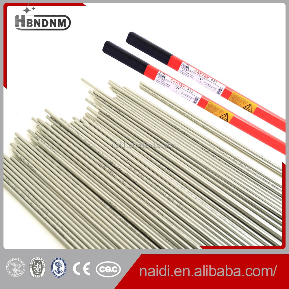 Good Quality Nickel Alloy Inconel 625 Aws A5.14 Ernicrmo-3 Tig ...